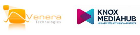 Venera Technologies partners KnoxMediaHub